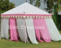 Aesthetic Traditional Tent