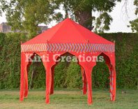 Artistic Traditional Tent