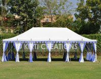 Classic Traditional Tent