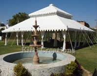 Distinctive Traditional Tent