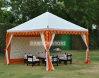 Exclusive Traditional Tent