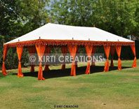 Exotic Traditional Tent