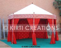 Imperial Traditional Tent