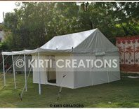 Traditional Lily Pond Tent