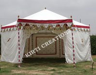Wonderful  Traditional Tent