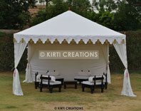 Aesthetic Event Tent