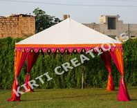 Colonial Luxury Tent