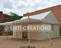 Exclusive Lily Pond Tent