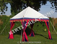 Magical Pergola Tent