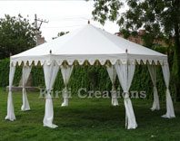 Magnificent Pavilion Tent