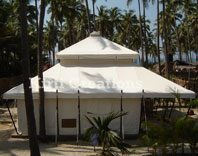 Stylish Event Tent