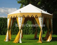Unique Pavilion Tent